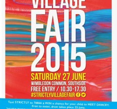 wimbeldon village fair 2015